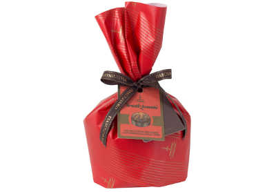 Kundengeschenke Weihnachten Firmenkunden - Geschenkidee Panettone 500g.
